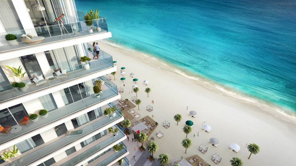 LUXURY BEACH-FRONT RESORT STYLE LIVING REDEFINED