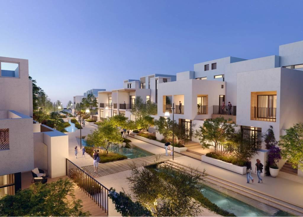 4 Bedroom Waterfront  Home in Arabian Ranches III