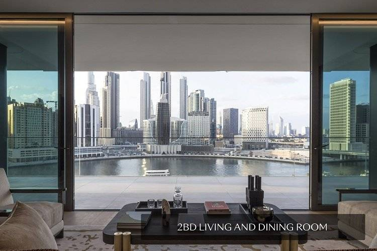 Stunning 3 Bedroom W/Private Terrace | The Residence by Dorchester Collection