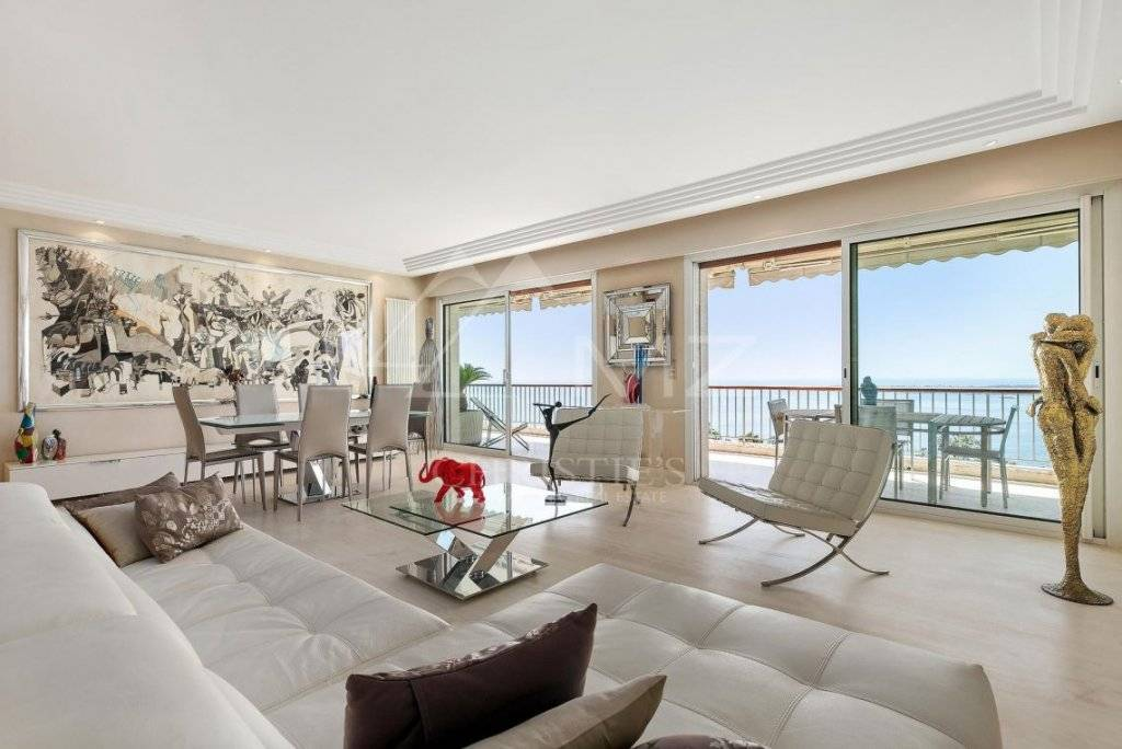 FOR SALE - CANNES - CALIFORNIE - SPLENDID APARTMENT WITH PANORAMIC VIEW