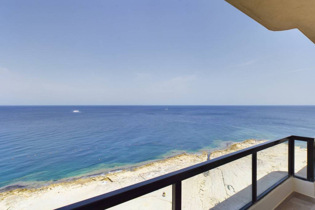 Four-Bedroom Apartment with Unobstructed Sea-view in Sliema