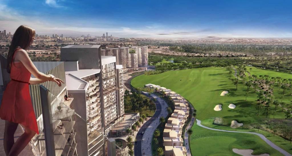 Fully Furnished Apartments in Kiara-Damac Hills