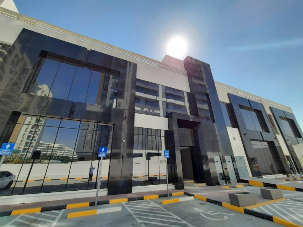Ground - First Floor Retail Spaces To Lease in Dubai
