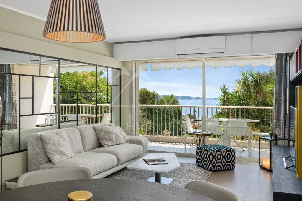 Newly Renovated Apartment For Sale in Cannes France