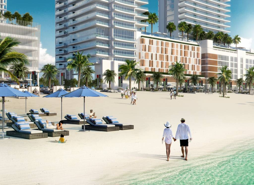 BEACH-FRONT | READY SOON | WITH PAYMENT PLAN