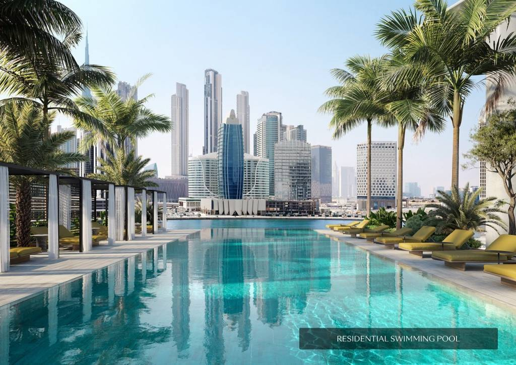 Luxurious Penthouse W/Private Pool | The Residence by Dorchester Collection