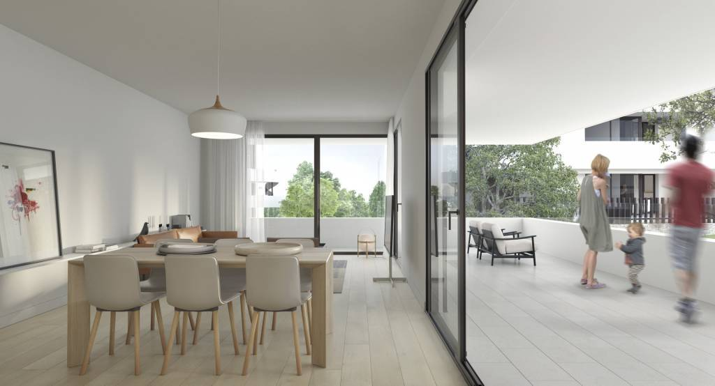 Breathtaking Penthouse in Luxurious Community