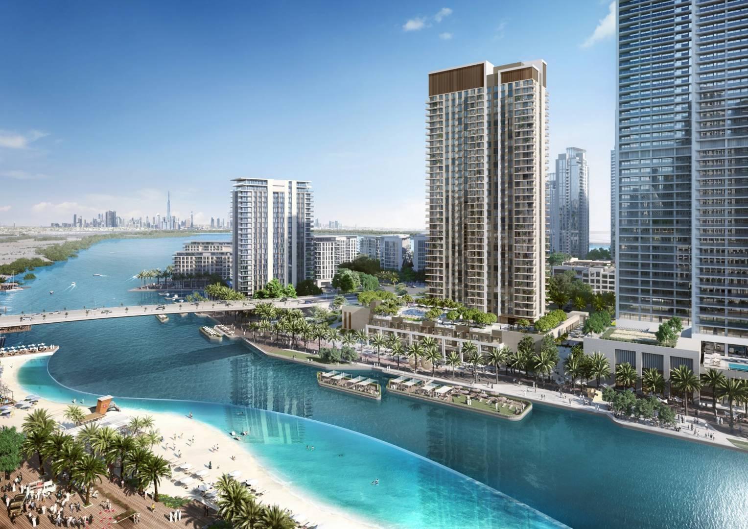 1 5 Dubai Creek Harbour