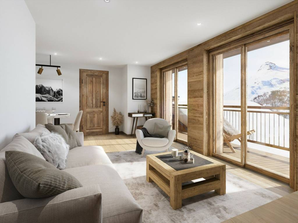 MAGNIFICENT NEW T4 APARTMENT LOCATED SOUTH-WEST