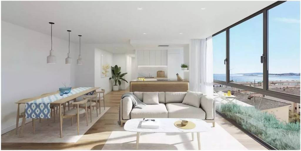 Apartment with Fitness, Pool, Parking within 5 mins to the Beach