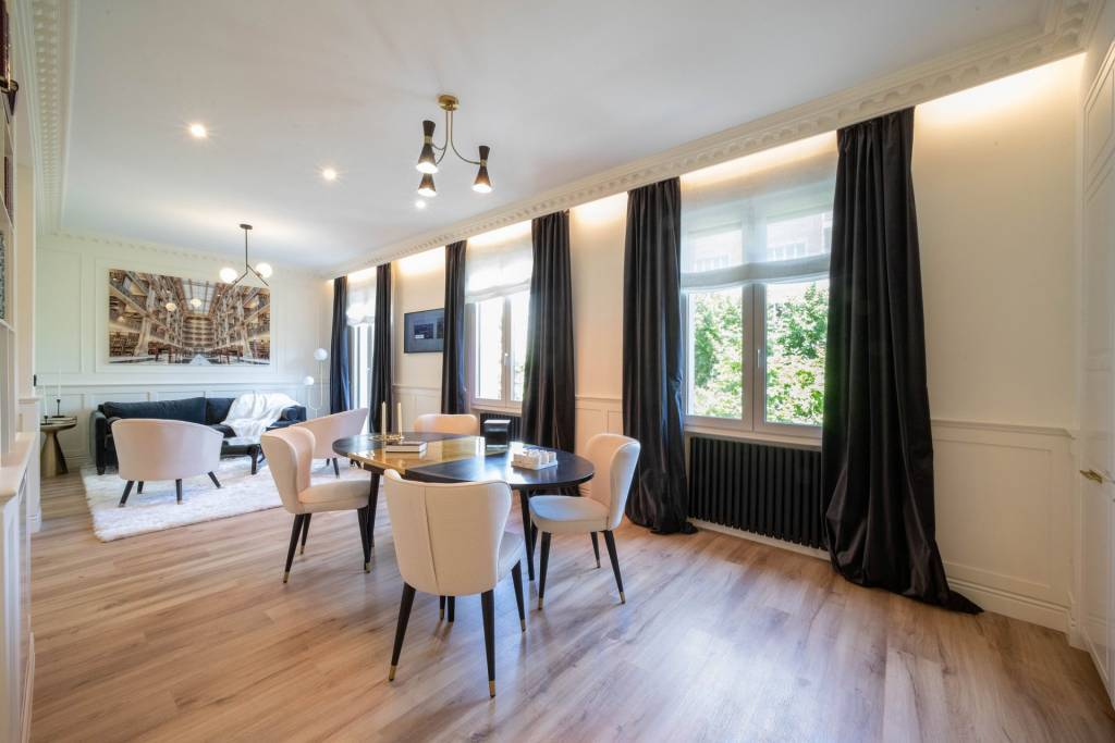 Refurbished apartment in Almagro