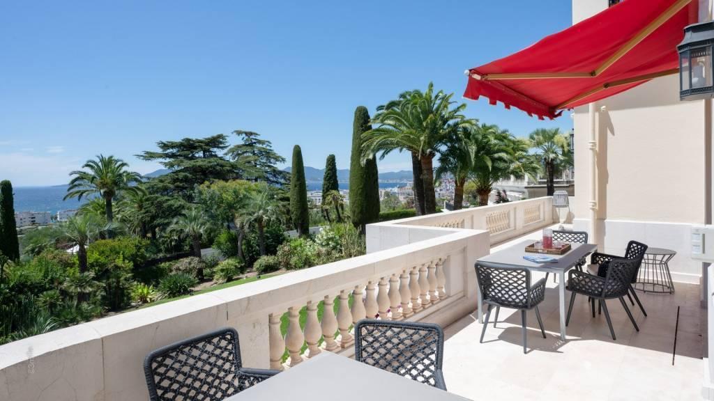 Cannes Basse Californie Amazing Sea Views Outstanding apartement