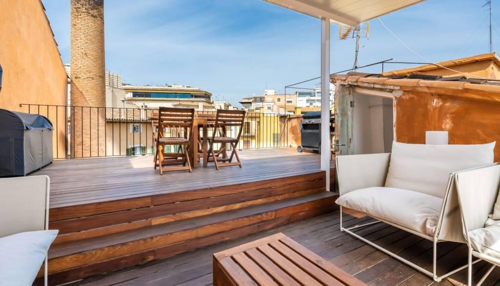 Spectacular Duplex Apartment in Sant Feliu