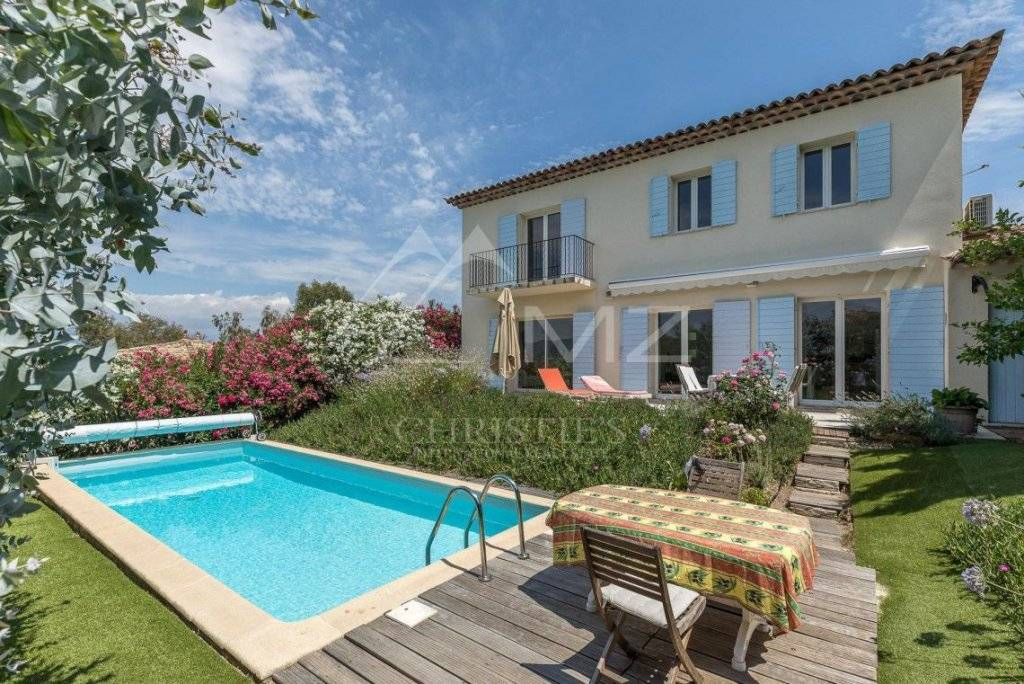 Neo Provencal Property For Sale in Cannes France