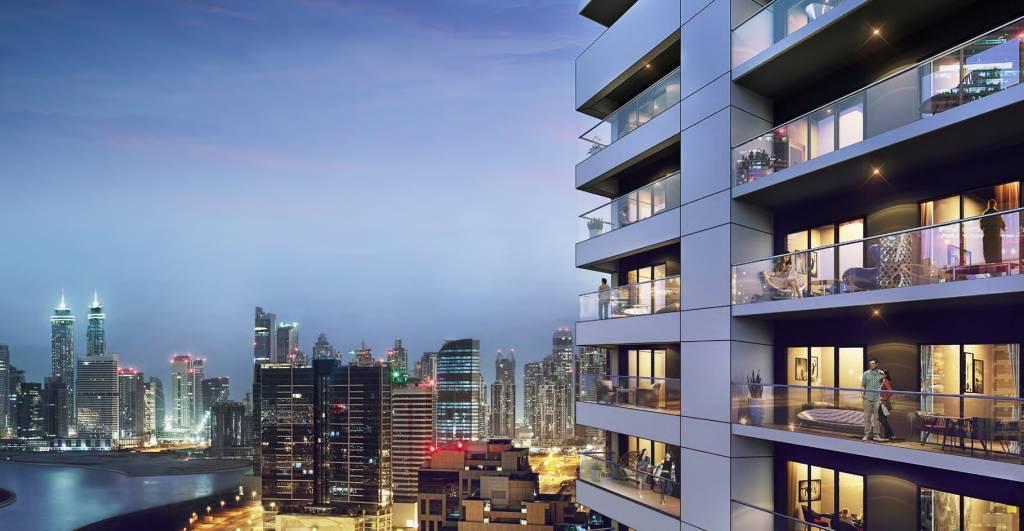 2 Bed Apartment Hand-over Soon Facing Burj Khalifa