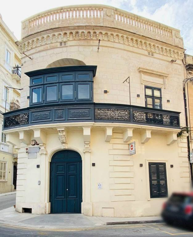 Luxury Townhouse Converted into Commercial Premises in Sliema