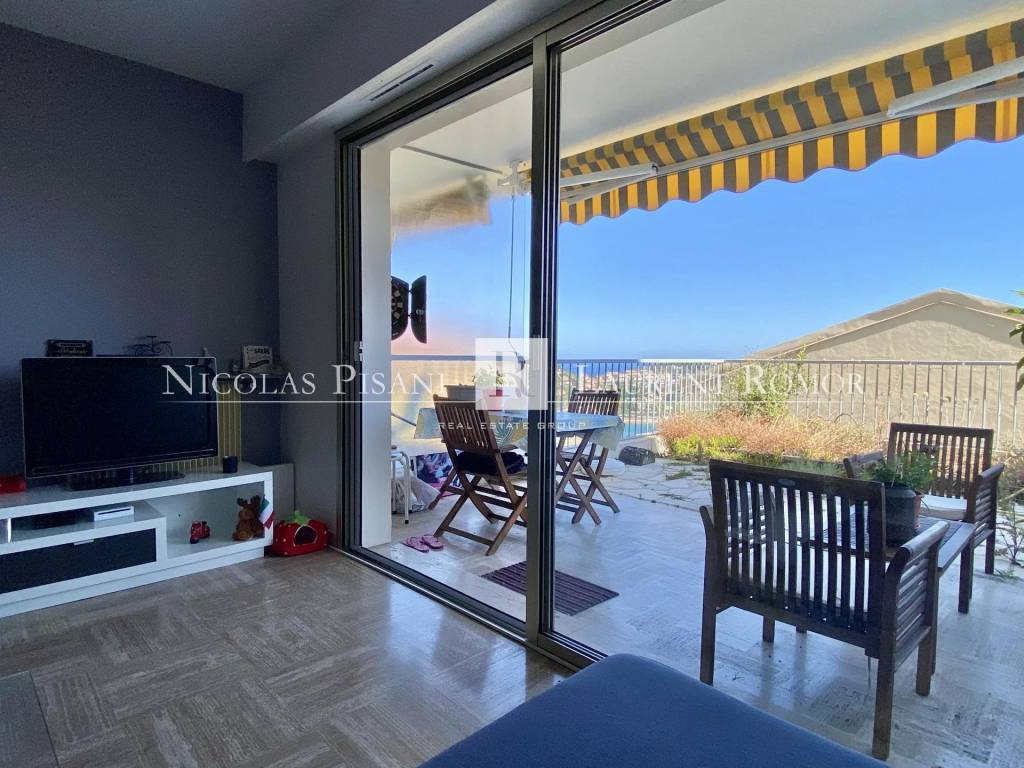 Charming 2/3 rooms  VILLEFRANCHE-SUR-MER - Pool