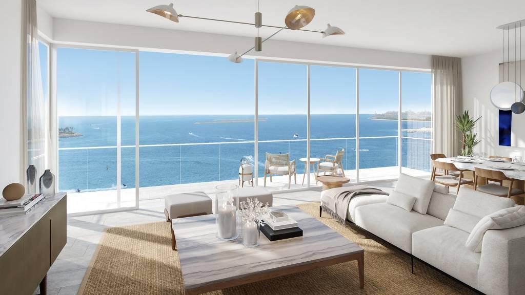 Penthouse Facing The Sea, Resort Like Living in Dubai