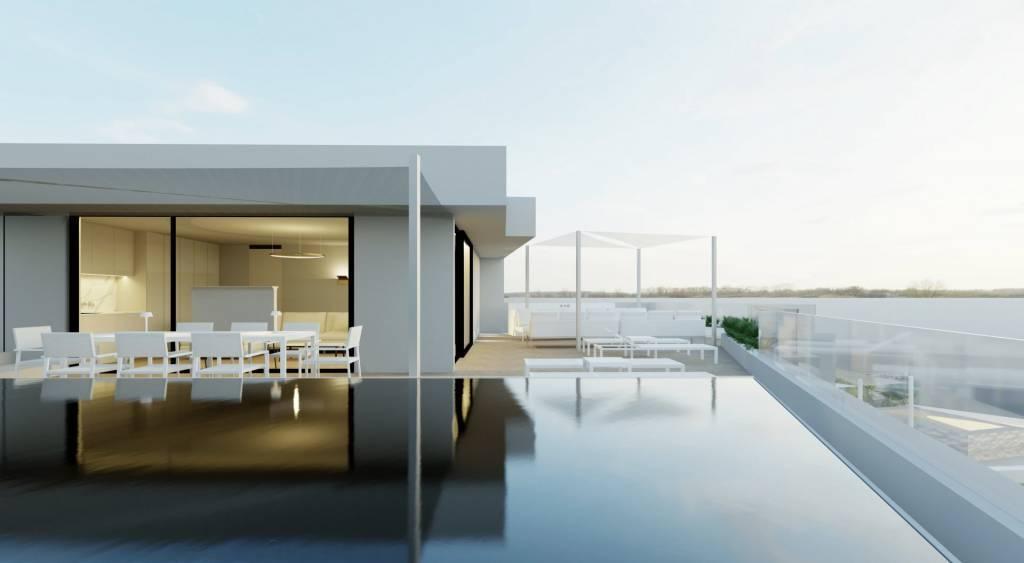 Incredible Semi- detached villa set on four floors