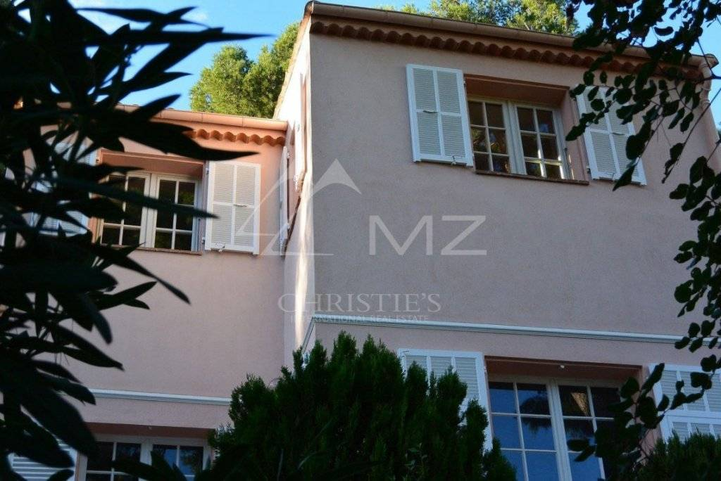 EZE - CHARMING VILLA WITH SEAVIEW AND EXTENSION PERMIT GRANTED