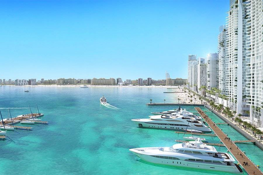 BRAND NEW | FULLY FURNISHED | EMAAR BEACH-FRONT