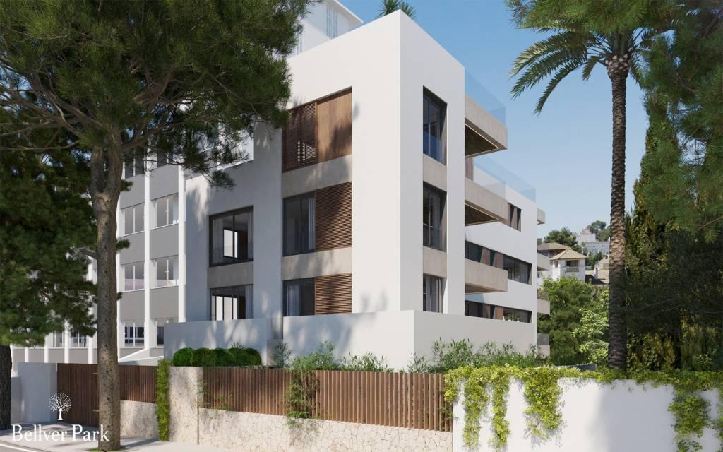 Spacious Garden Apartment in Residential Area.