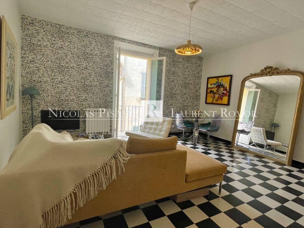 Villefranche sur Mer - 3 rooms with balcony