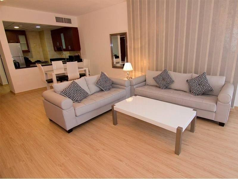 Large Immaculate Fully Furnished Studio In JBR