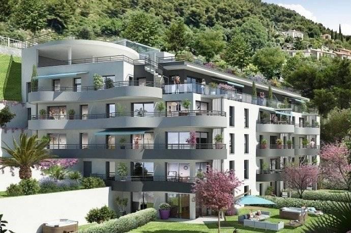 Sea view Apartment next to Monaco