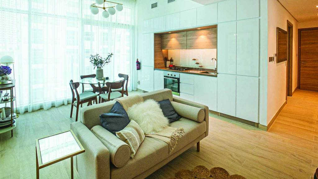 Modern Apartment With Excellent Rental Yield