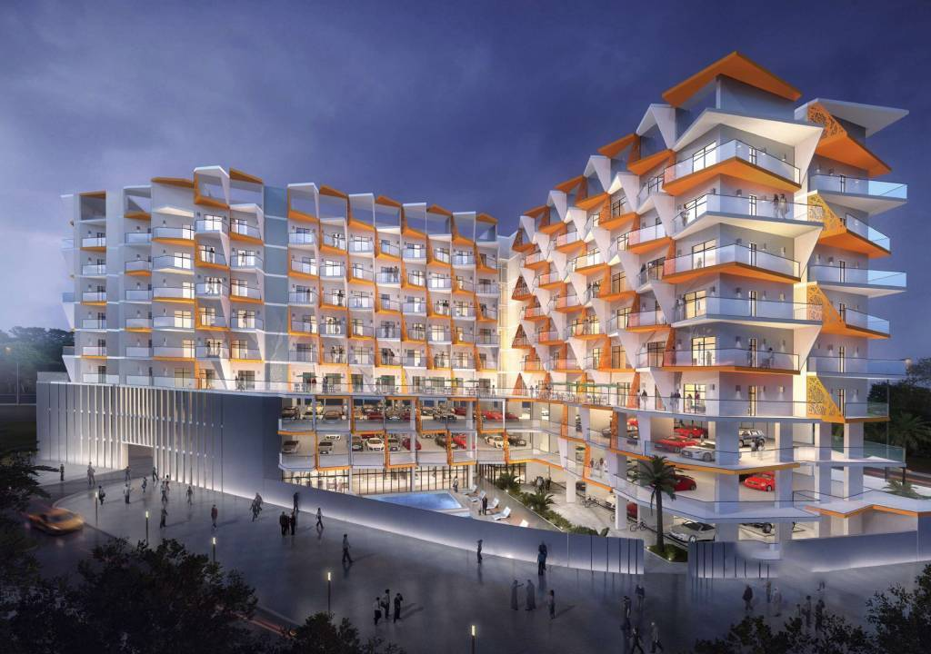 Centrally Located Brand New Spacious 2 Bedroom Apartments