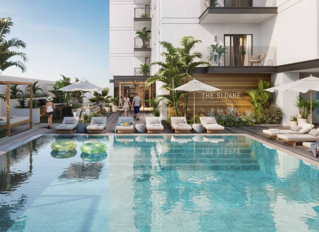 NEW LAUNCH | MIAMI INSPIRED APARTMENTS |  BITCOIN ACCEPTED