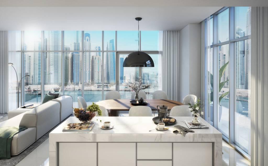 Luxury Beachfront Living | Exclusive 3 bedroom | 3 Years  Payment Plan