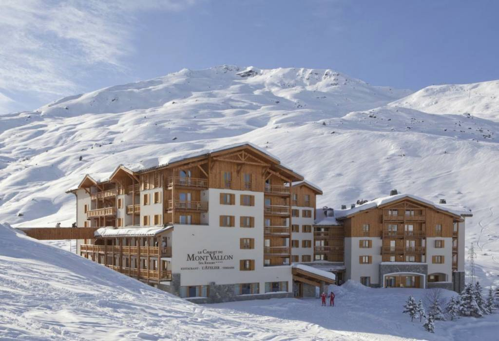 Luxury ski apartment with guaranteed rental