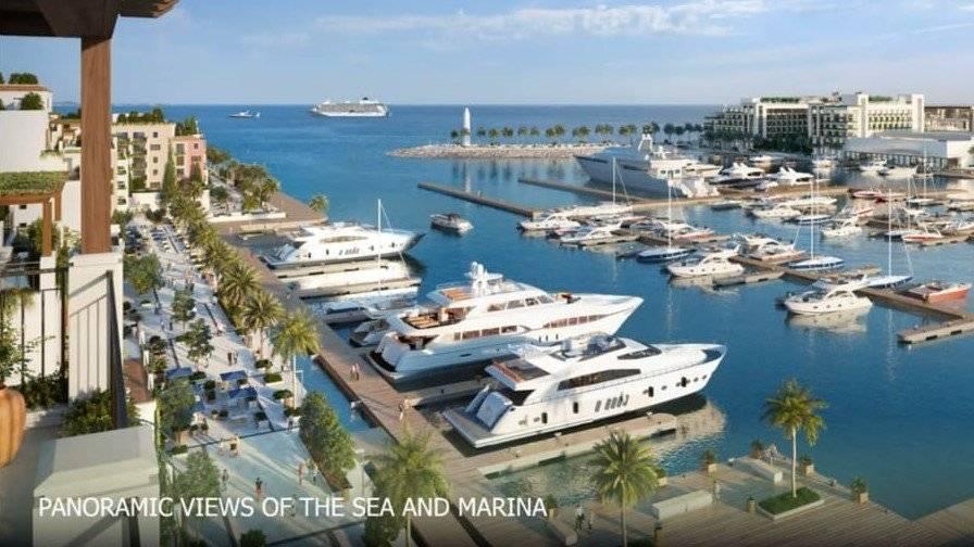 BOOK ONLINE | Live On The Horizon | The Prestigious Port De La Mer Dubai