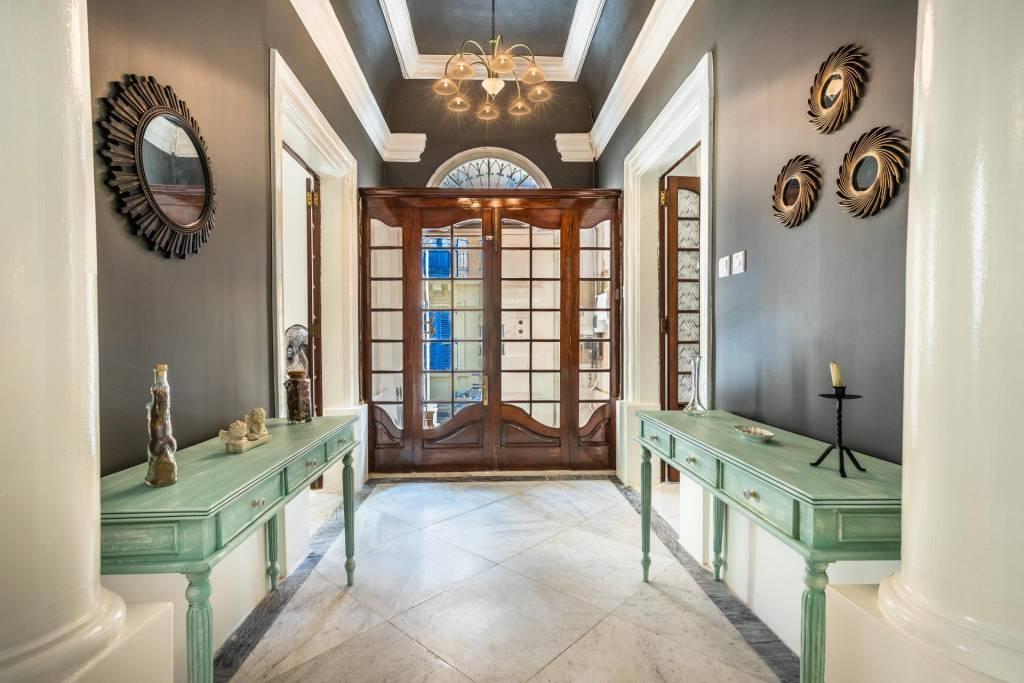 Four-Bedroom Townhouse in Sliema