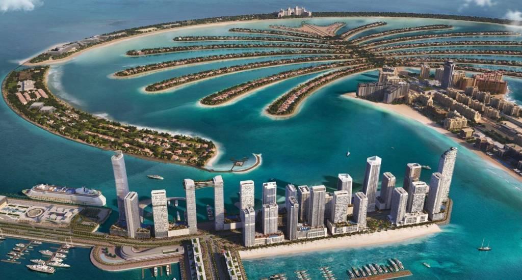 Elegant brand new 2 Bedroom apartment in Sunrise Bay located in the Iconic Beachfront Dubai.