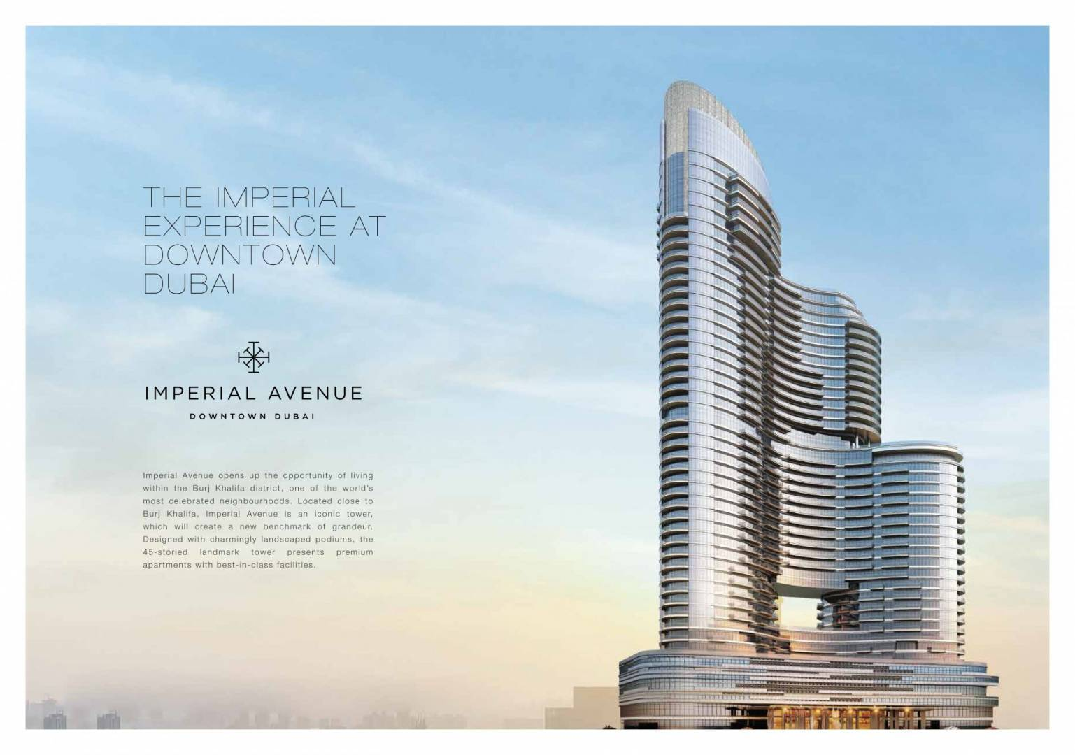 1 5 Downtown Dubai