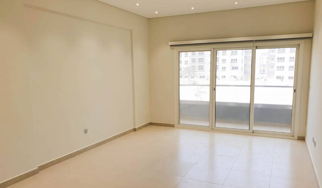 Stunning Semi Furnished flat for Rent at Lusail