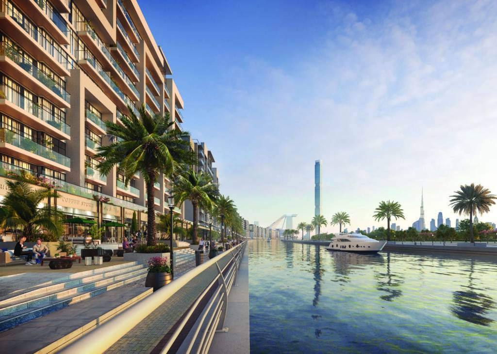 Waterfront Apartments | Prestigious Location | Handover Q1 2022