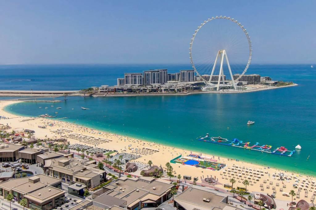 Upgraded & Immaculate | Stunning Dubai Eye And Sea Views