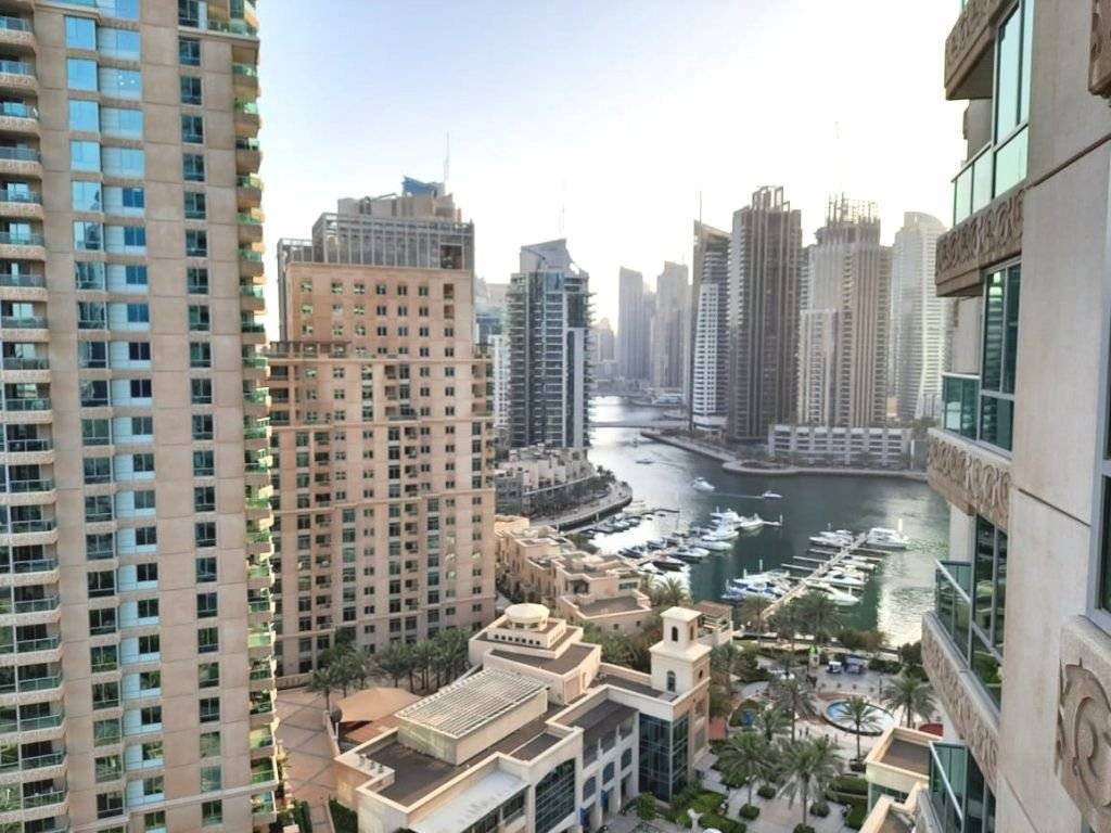 High Floor | Spacious 2 Bedroom + Storage | Marina View