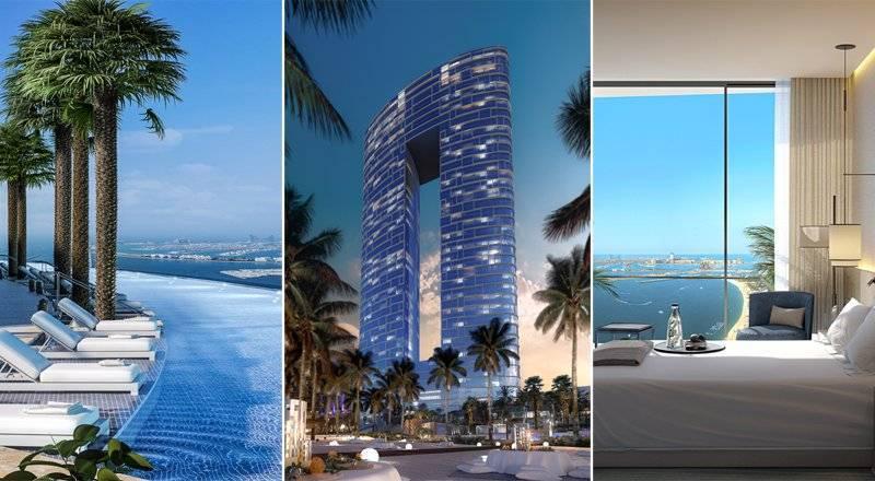 The Last Brand New Penthouse on The Address JBR