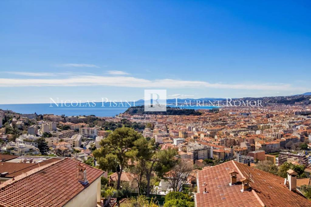 Top floor - Sea view - Col de Villefranche