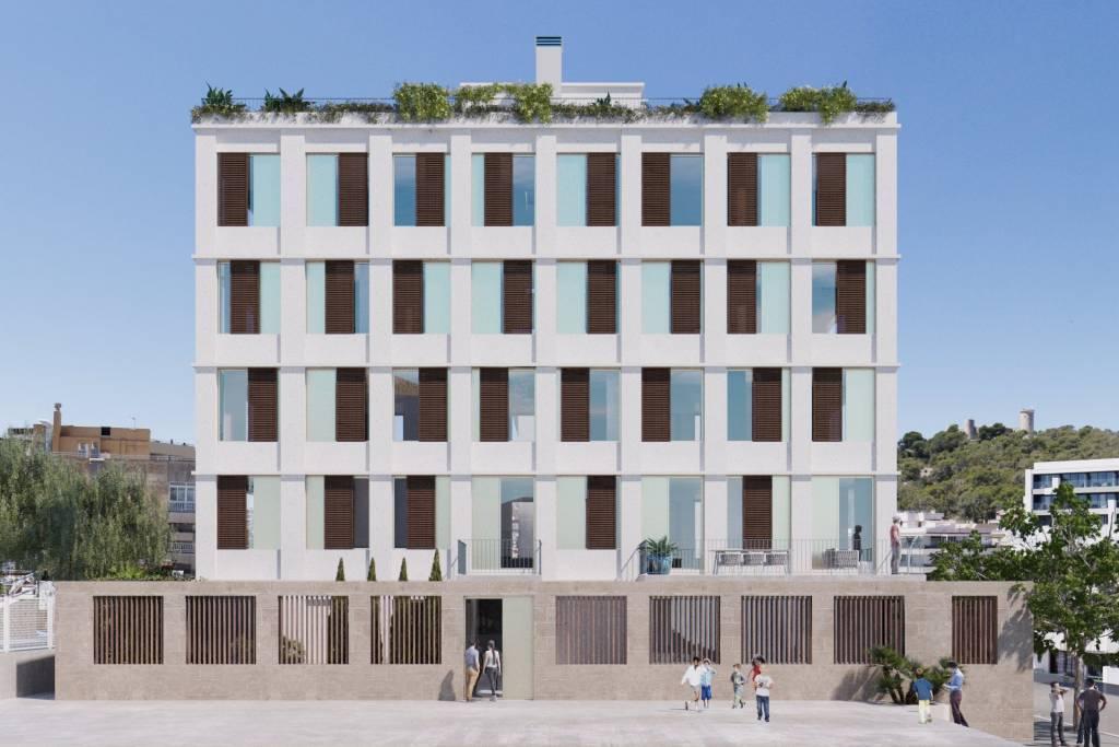 Fantastic new build luxury apartment