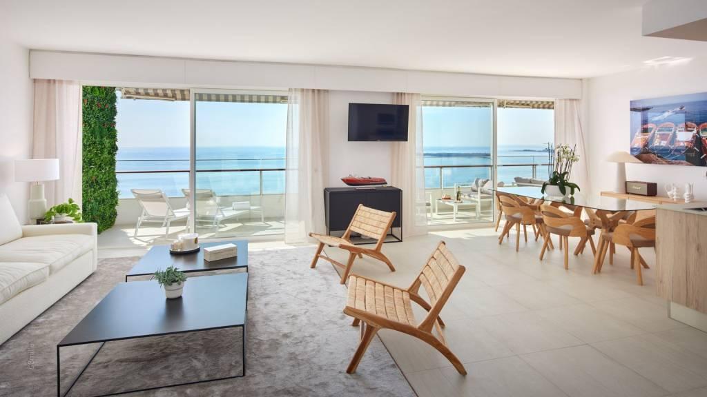 Californie / Cannes Éden - Excellent condition - Spectacular Sea view