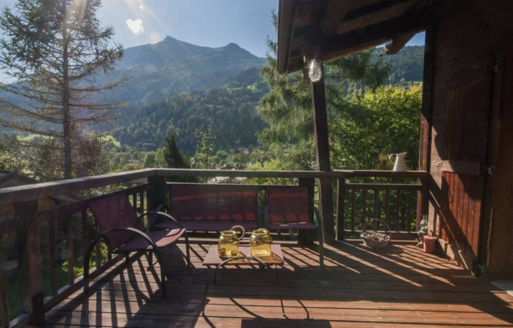 Wonderful 6 bedroom chalet in St Gervais les Bains