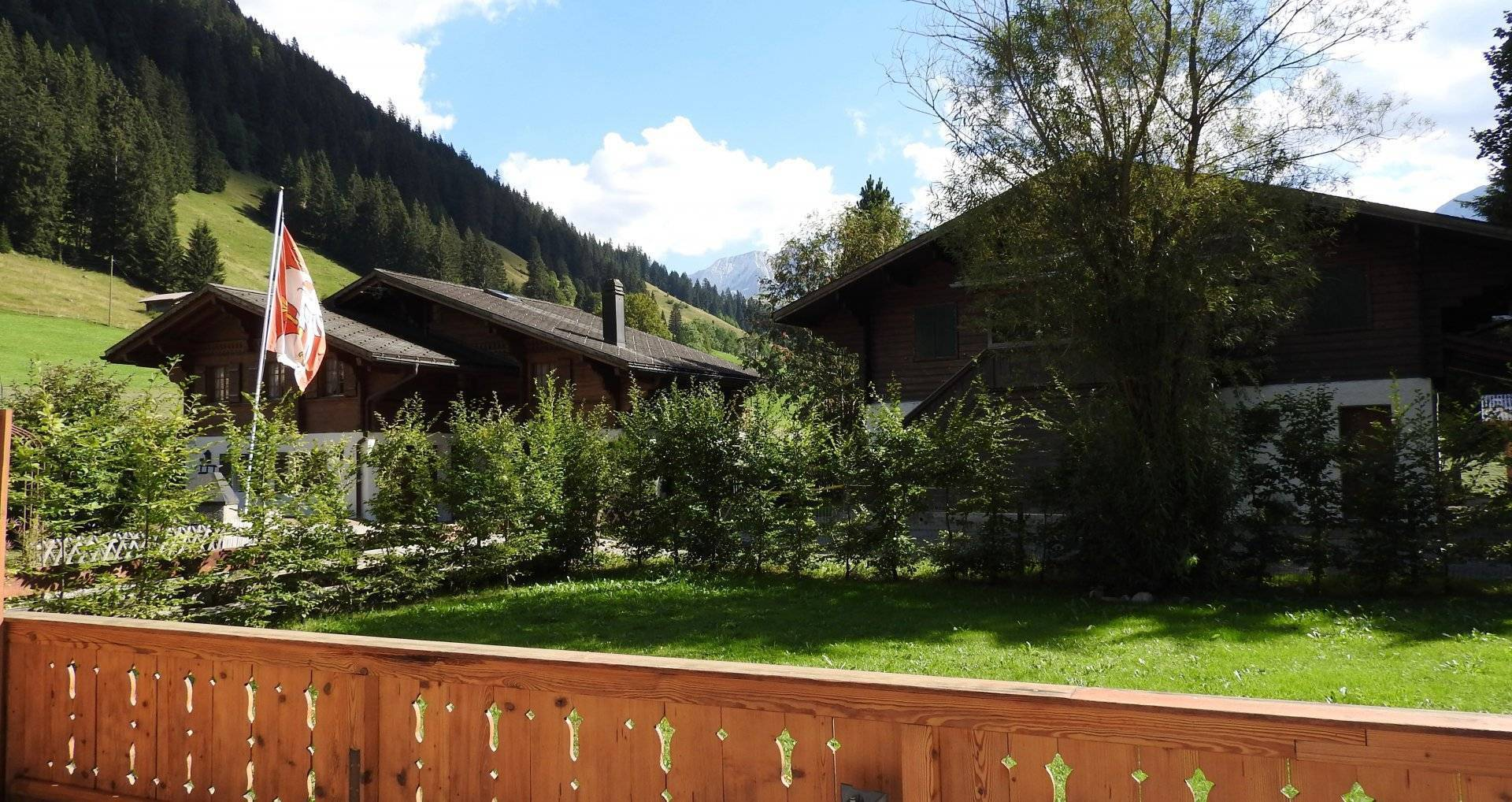 2 32 Lauenen bei Gstaad