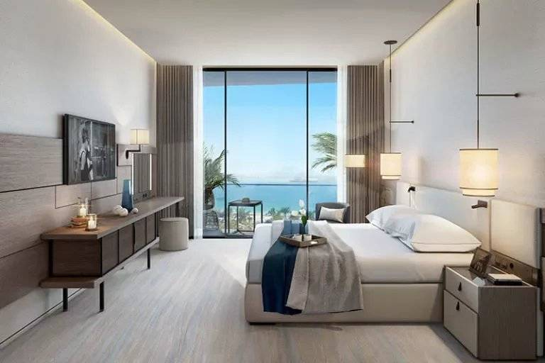 HIGH FLOOR | SEA VIEW | BRAND NEW 3BR