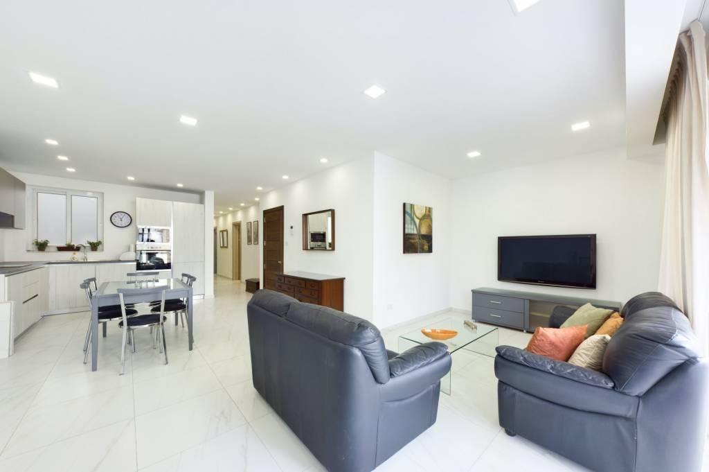 Brand New Three-Bedroom Apartment in Swieqi